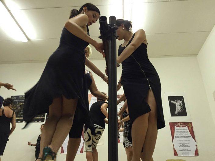 clandestino lezioni di tango argentino verona