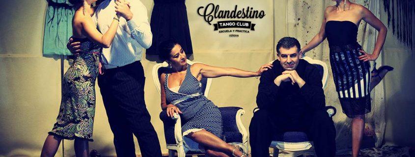 clandestino scuola di tango verona